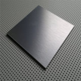 La rayita caliente del acero inoxidable de la venta cubre el grado 304 201 para el panel del fondo de la pared