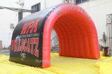 Événement personnalisé annonçant les produits gonflables de tunnel pour extérieur