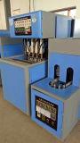 Máquina que moldea del animal doméstico 2000PCS/H de la sola etapa del soplo manual semi automático del estiramiento