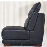 上のグレーンレザーの標準的なソファー(815#)