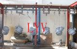 固定された弁APIは給水のためのステンレス鋼304の球フランジを付けたようになった