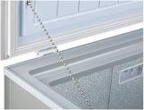 Холодильник с DC12/24V, переходника компрессора DC AC (100-240V) может быть приведен в действие солнечнаяом энергия