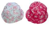 高品質の刺繍の男の子の女の子の赤ん坊は帽子をからかう