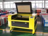 Máquina del corte del laser del CO2 para el granito de piedra de acrílico de la tela de madera
