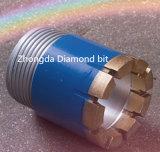 中国はダイヤモンドのコア・ビットNq、Hqを浸透させた