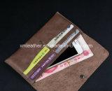 Бумажник волшебных тонких женщин бумажника кожаный