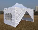 [بورتبل] خارجيّ عرس يفرقع خيمة فوق ظلة مع حائط جانبيّ مفيدة