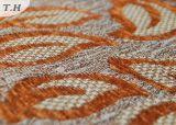 Pequeño telar jacquar colorido del Chenille del telar jacquar especialmente para el sofá y los muebles