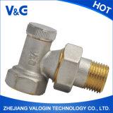 Латунный клапан радиатора (VG-K17111)
