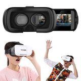 vetri della cuffia avricolare di vetro 3D Vr di realtà virtuale del telefono della casella 2.0 di 3D Vr