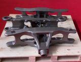 Подгонянная отливка песка, дуктильная отливка утюга, отливка Axle управления рулем для грузоподъемника