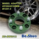 Adaptador da roda para o carro