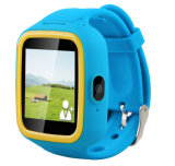 Posição que segue o telefone do relógio do GPS do relógio de pulso para miúdos das crianças