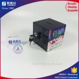 Acrylabgabe-Kasten mit Verschluss kundenspezifisch anfertigen