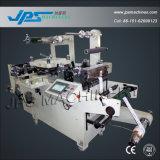 Máquina de corte de papel de etiqueta térmica com função de carimbo quente
