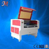 Определенный размер таможней гравировальный станок лазера с 2 головками лазера (JM-750T-CCD)