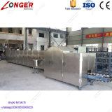 Machine de cône de sucre de crême glacée de biscuit roulé de prix usine