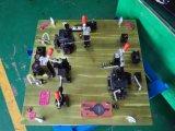 Приспособление заварки агрегата для правой триангулярной рукоятки в проекте 341