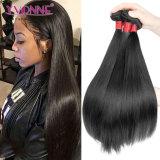 El 100 por ciento del pelo humano 8A del grado de pelo recto de la Virgen