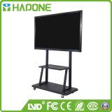 télévision numérique de 85inch HD avec l'écran tactile interactif de PC