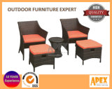 جديدة تصميم شرفة أريكة محدّد [رتّن] أثاث لازم خارجيّ أثاث لازم أريكة