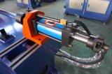 Dobladora modificada para requisitos particulares Dw38cncx2a-2s del tubo de alta velocidad del metal del CNC