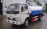 Aspiration-Type camion-citerne 4000 L camion fécal de HP de Dongfeng 100 d'excrément d'aspiration