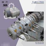 Ligne en plastique d'extrusion de pipe d'Extruder/PVC