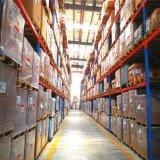 Сверхмощный регулируемый шкаф паллета хранения для Warehousing