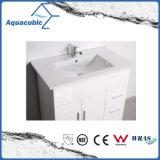 Meubles peints blancs de salle de bains de vente de type chaud de l'Australie (AC-8090B)