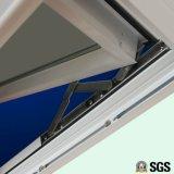 Алюминиевое окно с экраном, алюминиевое окно тента профиля, алюминиевое окно, окно K05002
