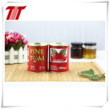 Законсервированный высоким качеством затир томата 70 g, 210 g, 400 g из точного Tom от Hebei