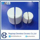 Demi de cylindres de Ceramc d'alumine comme offre résistante à l'usure de fournisseur de garnitures