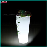 Illuminated Garden Flower Pot LED Light up Outdoor Planters