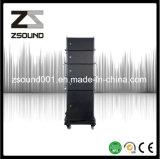 La línea audio altavoz DJ del PA del sistema del arsenal alinea el altavoz La110 del sistema del arsenal