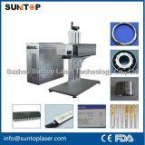 기계를 인쇄하는 20W Mopa 색깔 Laser 또는 합금을%s 기계를 인쇄하는 Laser