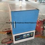forno a muffola a temperatura elevata del laboratorio 1400c, fornace di trattamento termico