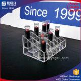 Stand en acrylique haut de gamme en acrylique avec 9 bouteilles