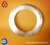 Papel superior del desbloquear del funcionamiento que corta la lámina circular