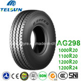 ECE (1100R20)를 가진 중국 All Steel Radial Truck Tyre