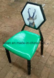 편리한 가죽 실내 장식품 바 Chair000