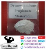 Masteron 버팀대 스테로이드 Drostanolone Propionate 분말 CAS: 521-12-0