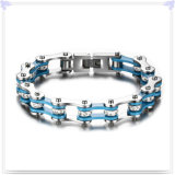 ステンレス鋼の宝石類のファッション小物の方法ブレスレット(HR302)
