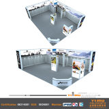 Exposition Booth Support Builder pour Ispo Trade Show à Shanghai