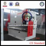 Frein de presse hydraulique de la série WC67 de qualité, machine de cintreuse de commande numérique par ordinateur