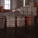 Roter pp.-Röhrenineinander greifen-Beutel für verpackenorangen