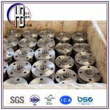 Glissade d'ajustage de précision de pipe d'acier du carbone A234/A105 sur la bride (rf)