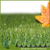 Grama artificial sintética anti-UV para jardim