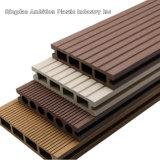 Holz-zusammengesetzter Bodenbelag-Plastiklieferant