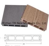 屋外の木製の床のDeckingのパネル